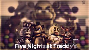 {SFM/FNAF} FIVE NIGHTS by MemeEverYT