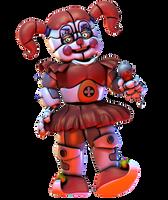 {SFM/FNAF/entry-collab} Circus baby. by MemeEverYT