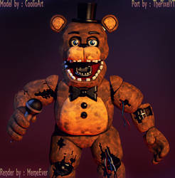 {SFM/FNAF} withered boi by MemeEverYT