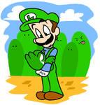 Thats mama Luigi to you. by DPhantomartist