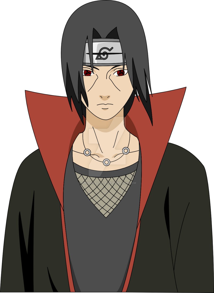 Uchiha Itachi by kriss80858 on DeviantArt