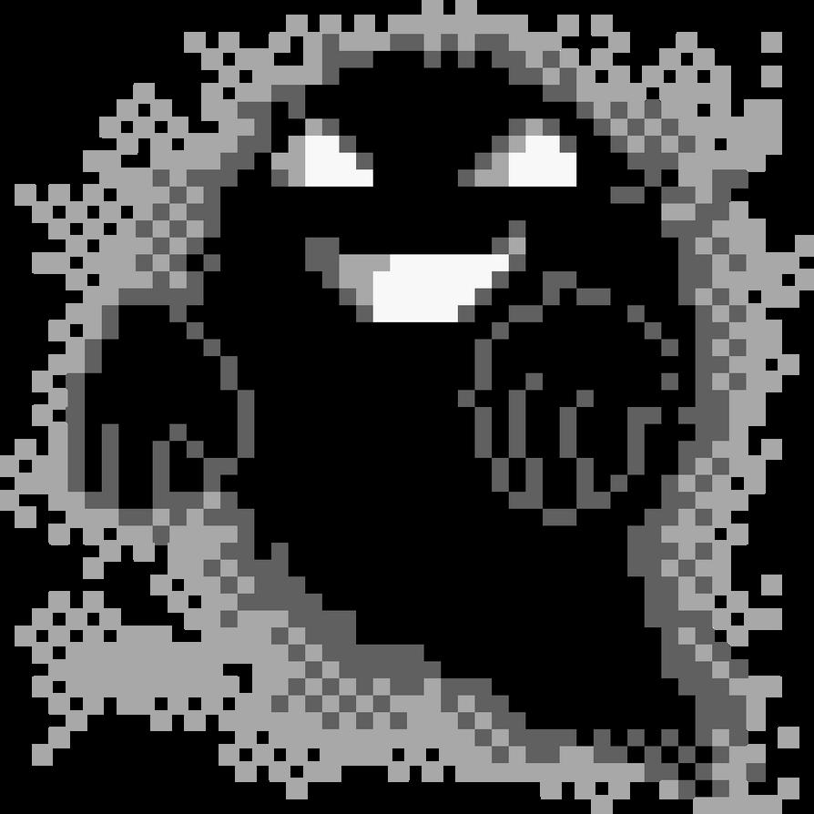 Ghost sprite by kriss80858 on DeviantArt