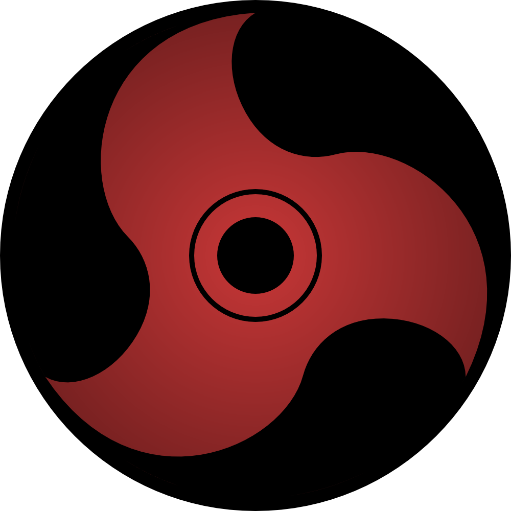 Naka Uchiha's Mangekyou Sharingan by kriss80858 on DeviantArt