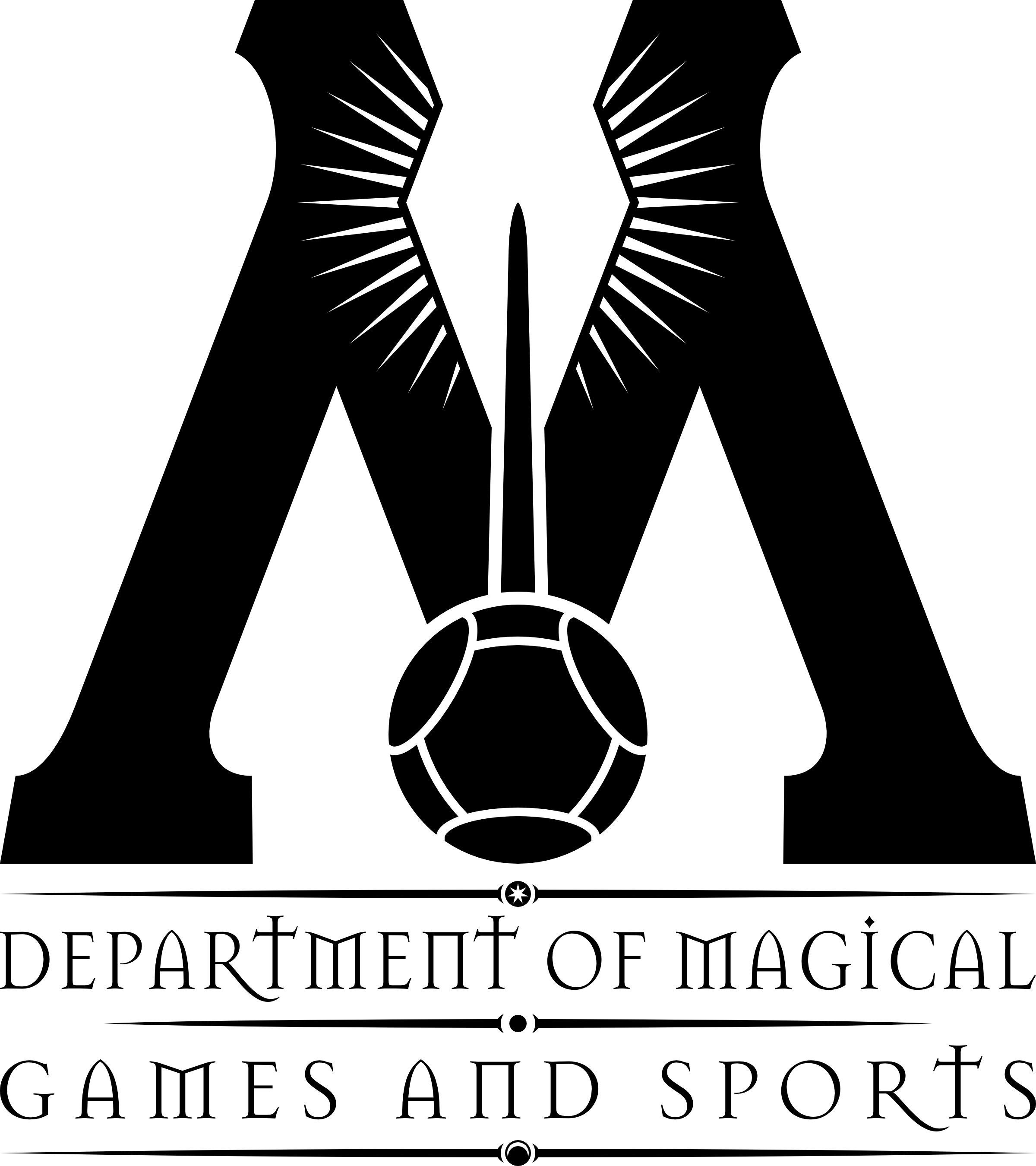 Department of Magical Games and Sports logo by kriss80858