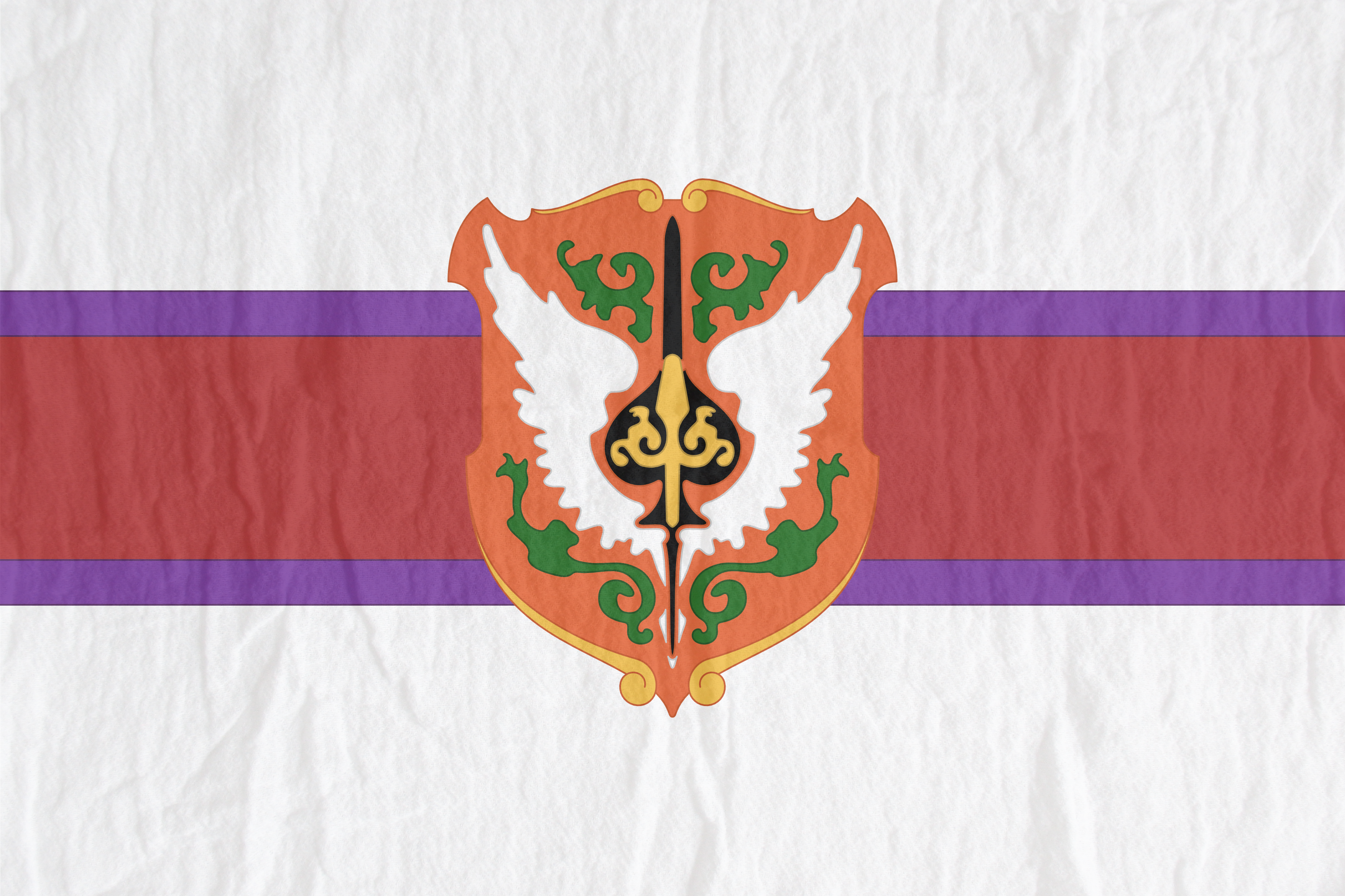 Flag Of The Order Of Knights Of St Michael By Kriss80858 On Deviantart