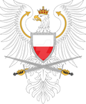 Emblem of the armed forces