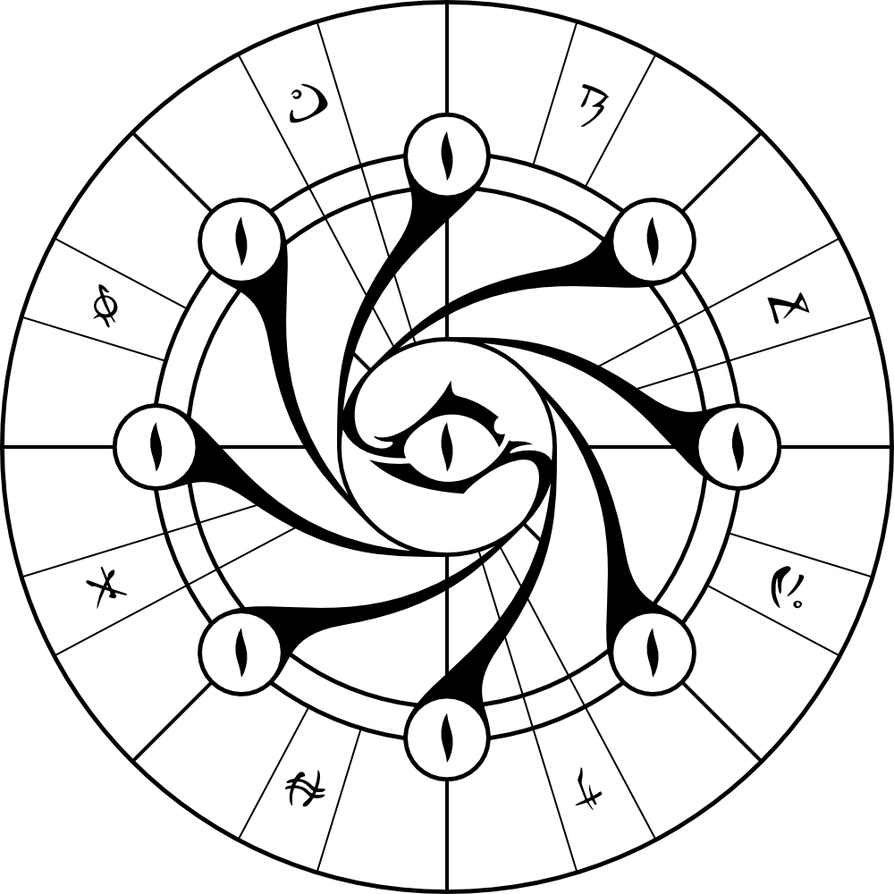 Elder God symbol by kriss80858 on DeviantArt