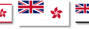 Proposed flags of independent Hong Kong