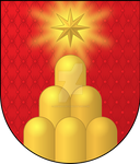 Coat of Arms of the House of Chigi by ArsHeraldica