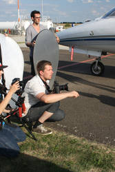 Making of Aviator editorial