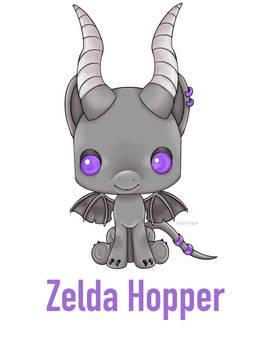 Funko Pop - Zelda Hopper