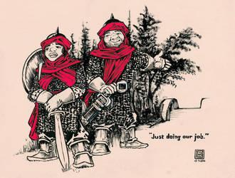 Crimson Guards