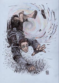 Sergeant Jumpy