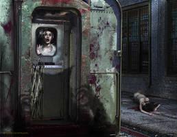 Urban Horror Tale by TonyGCampagna