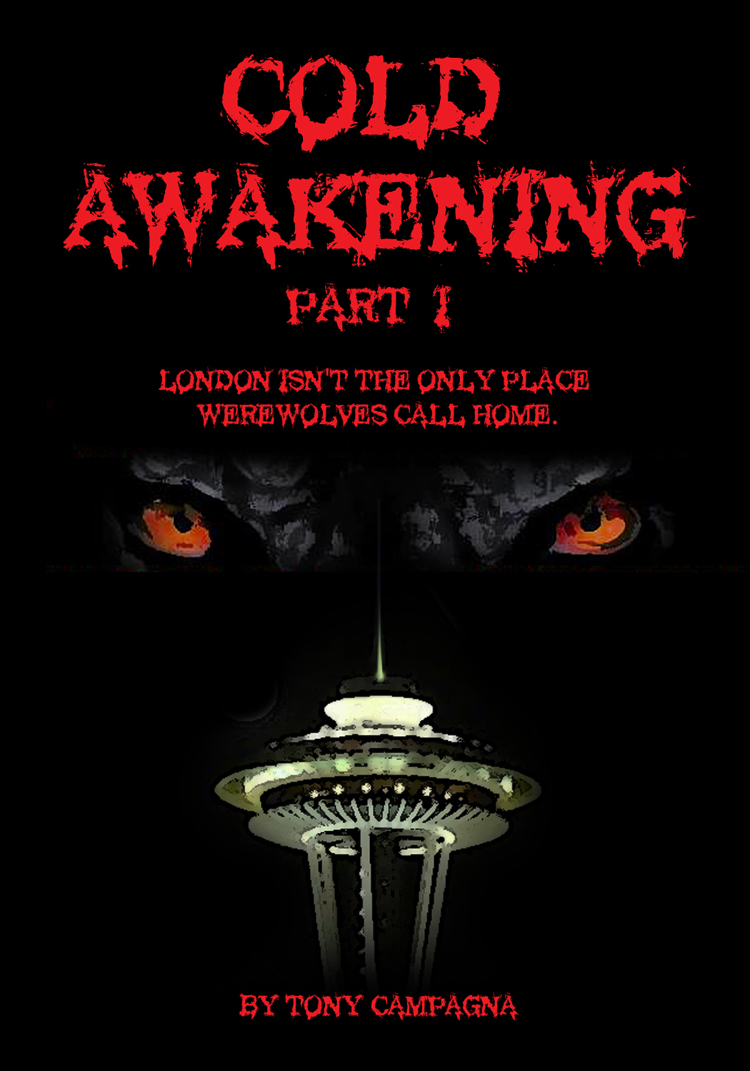 Cold Awakening Part 1 Book Cover by TonyGCampagna
