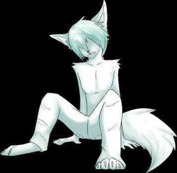 KishiSushi / Kaede Drawing_anthros_is_hard_____free__by_kaedehornedwolf-d5fv7du