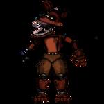 Fixed Nightmare Foxy