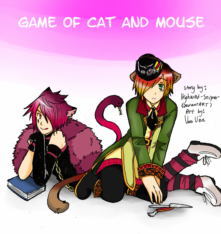 cat and mouse games dating 2