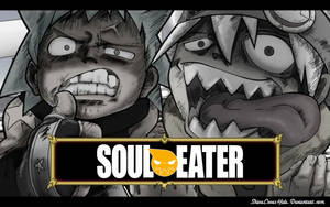 Black Star and Soul Eater