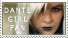 Dante Girl Fan stamp by NoTodoCosplay