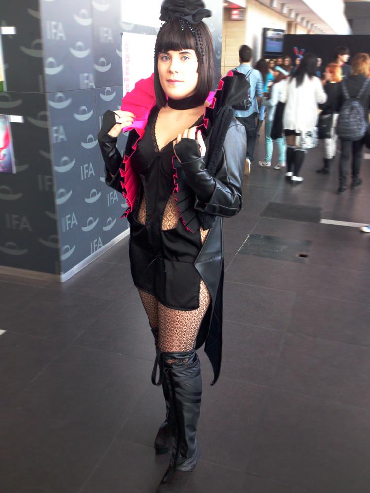 Eliza Cassan from Deus Ex: Human Revolution by NoTodoCosplay