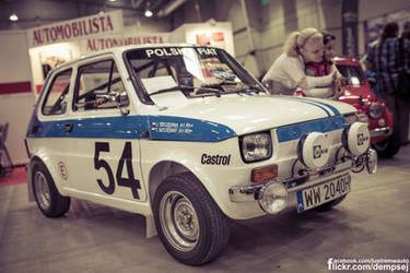Fiat 126 Rally by dempsej