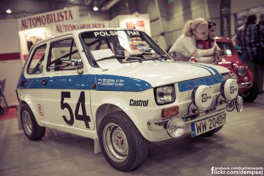 Fiat 126 Rally