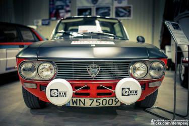 Lancia Fulvia HF by dempsej