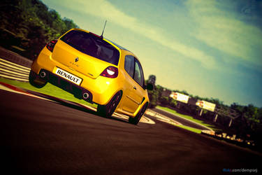 Clio 3 RS by dempsej