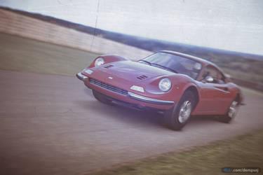 Ferrari Dino 2 GT6 by dempsej