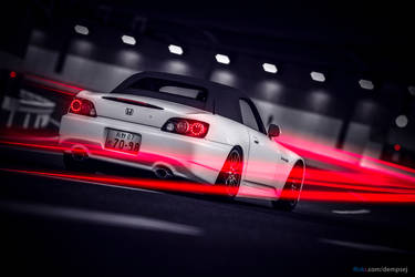 Honda S2000 2 GT6 by dempsej