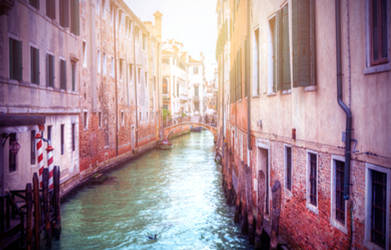 The quiet Venice