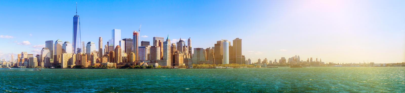 Manhattan by garki