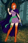 Sheila Thief X-Girl-Candys-Doll Divine by EscribaRegio