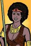 Diana the Acrobat Dungeons and Dragons