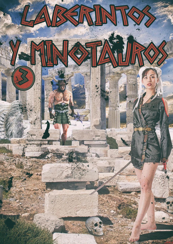 Laberintos y minotauros 3