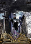 Robocop versus Necronomicon