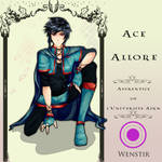 :BoD: Ace Allore Member Application by dogstitch