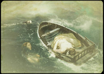Ocean Journey (Antique Version) by kkyak1