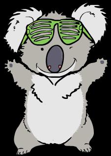 Koala by HappyCrumble