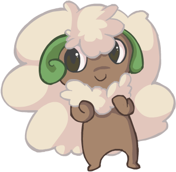 546. Whimsicott by HappyCrumble
