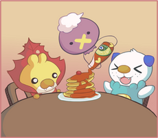 Stack 'em up by HappyCrumble
