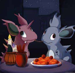 Bella Notte by HappyCrumble