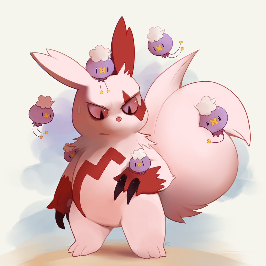 Tiny Ambush by HappyCrumble