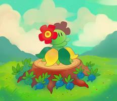 Radish Dance by HappyCrumble