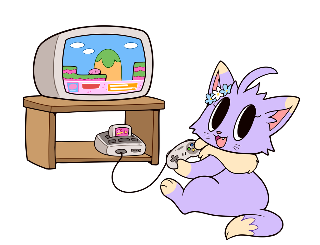 SNES Time by HappyCrumble