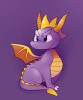 Spyro (SGDQ) by HappyCrumble