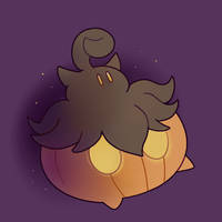 Little Pumpkaboo by HappyCrumble