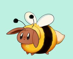 Beevee by HappyCrumble