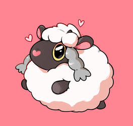 Wooloo by HappyCrumble